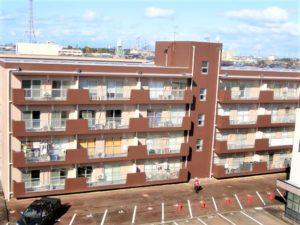 新潟市中央区山二ツ1丁目 リノベ済、設備新規で気持ち良くお住まいになれますよ♪【山二ツ・マンション(2LDK)】