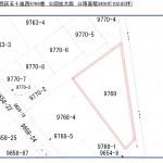 公図拡大版 340㎡(約102.85坪)(地図)