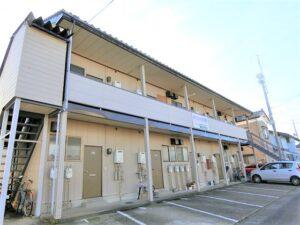 新潟市東区東中野山4丁目 琉球たたみのお部屋です!【第1コーポ大野(1LK)】