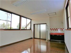 2階事務室(内装)