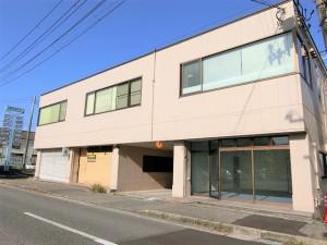 新潟市中央区弁天橋通 ロードサイド1階事務所  【第二原の台ビル】