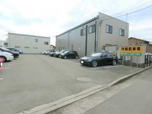 新潟市中央区鐙1丁目の月極駐車場 空車1台ございます!【鐙1月極駐車場】