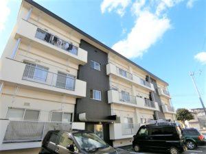 新潟市中央区山二ツ4丁目 リフォーム済の手頃なマンション【横田マンション(3DK)】