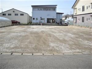 新潟市中央区姥ヶ山2丁目の月極駐車場 砂利駐車場 現在空車有り『ガレージK』