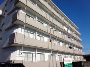 新潟市中央区山二ツ1丁目 最上階、エレベーター付マンション♪ 【桜井マンション(3LDK)】
