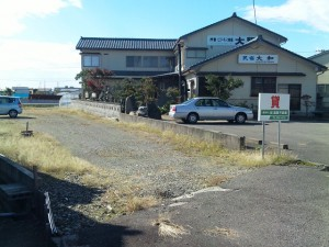 新潟市中央区山二ツ5丁目の月極駐車場『文花堂パーキング』