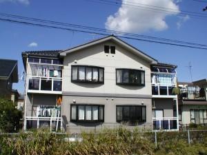 新潟市東区東中野山2丁目 徒歩でスーパー・ドラッグ・100均!便利な立地【コーポゆう(2階:3DK)】